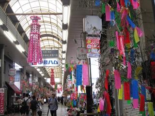 甲南本通商店街