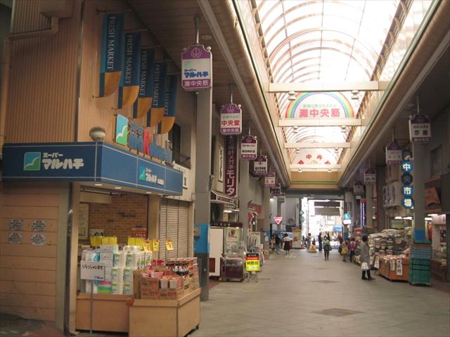 灘中央筋商店街